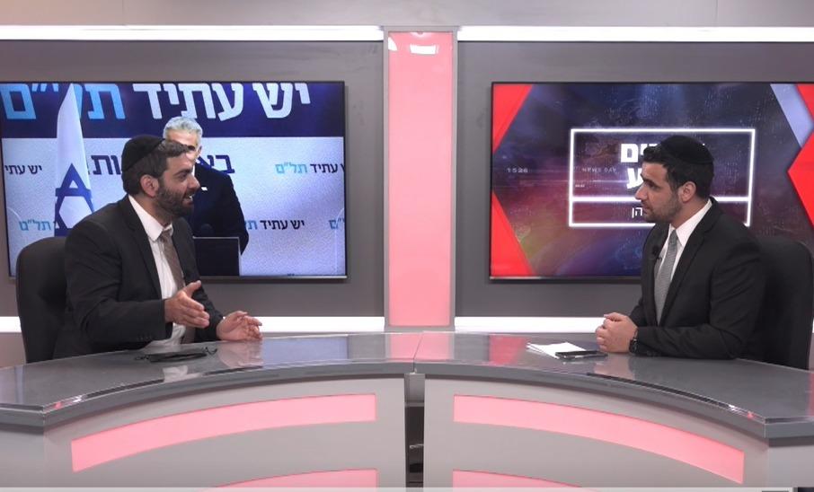 ח''כ מיכאל מלכיאלי בריאיון לישי כהן