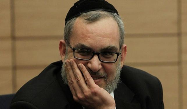 ח''כ יעקב אשר (צילום: פלאש 90)