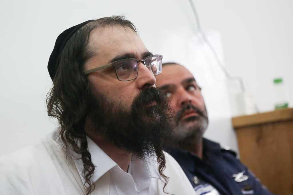 נתן בזנסון, בביהמ''ש (צילום: חיים גולדברג, כיכר השבת)