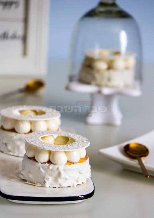 עוגת גבינה בחושה (פטיסרי, סטיילינג וצילום: מלכי אדלר)