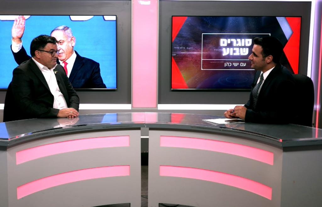 ח''כ מיכאל ביטון בריאיון לישי כהן