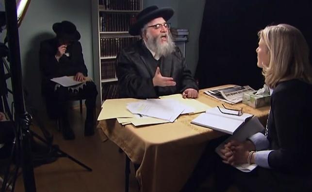 הלברנץ בראיון (צילום מסך: CBC)