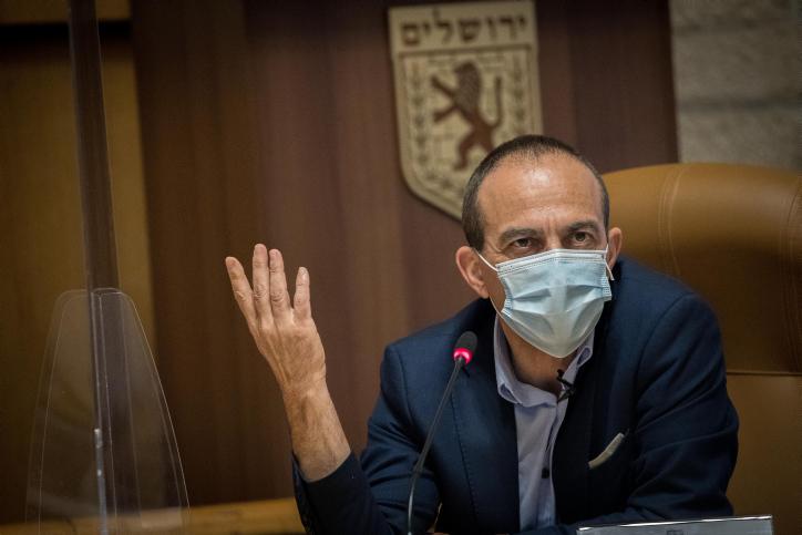 פרופ' רוני גמזו (צילום:  Yonatan Sindel/Flash90)