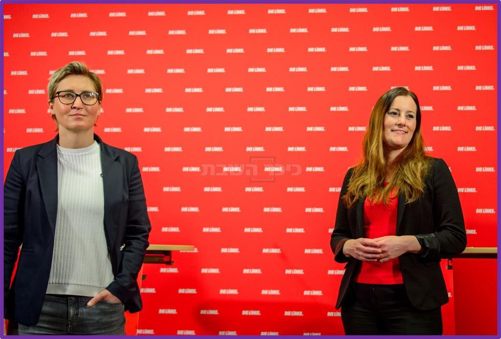 ג'נין ויסלר וסוזן הניג-וולסוב מנהיגות המפלגה