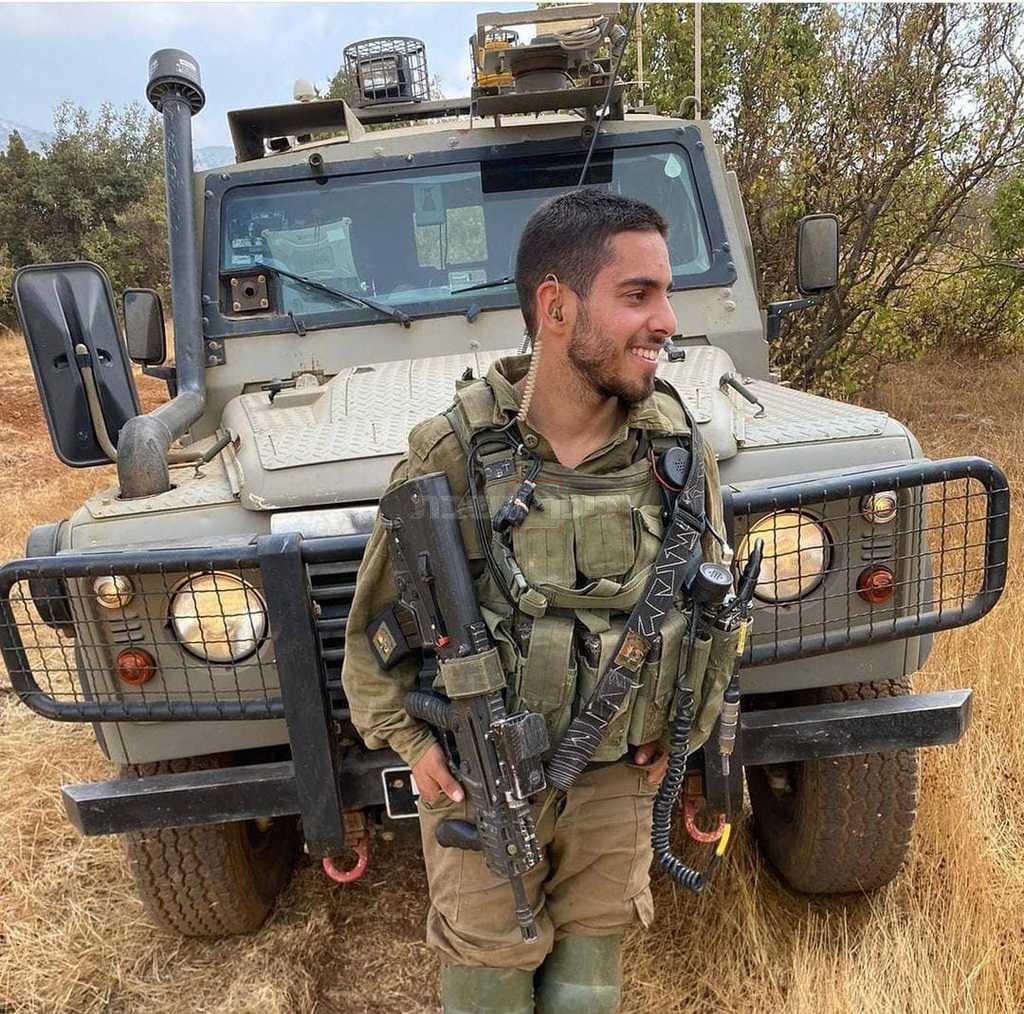 סמל ראשון עומר טביב ז''ל (צילום: דובר צה''ל)