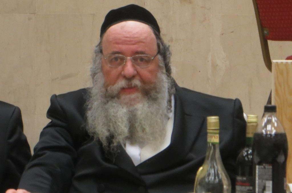 הגר''ש אלתר (צילום: כיכר השבת)