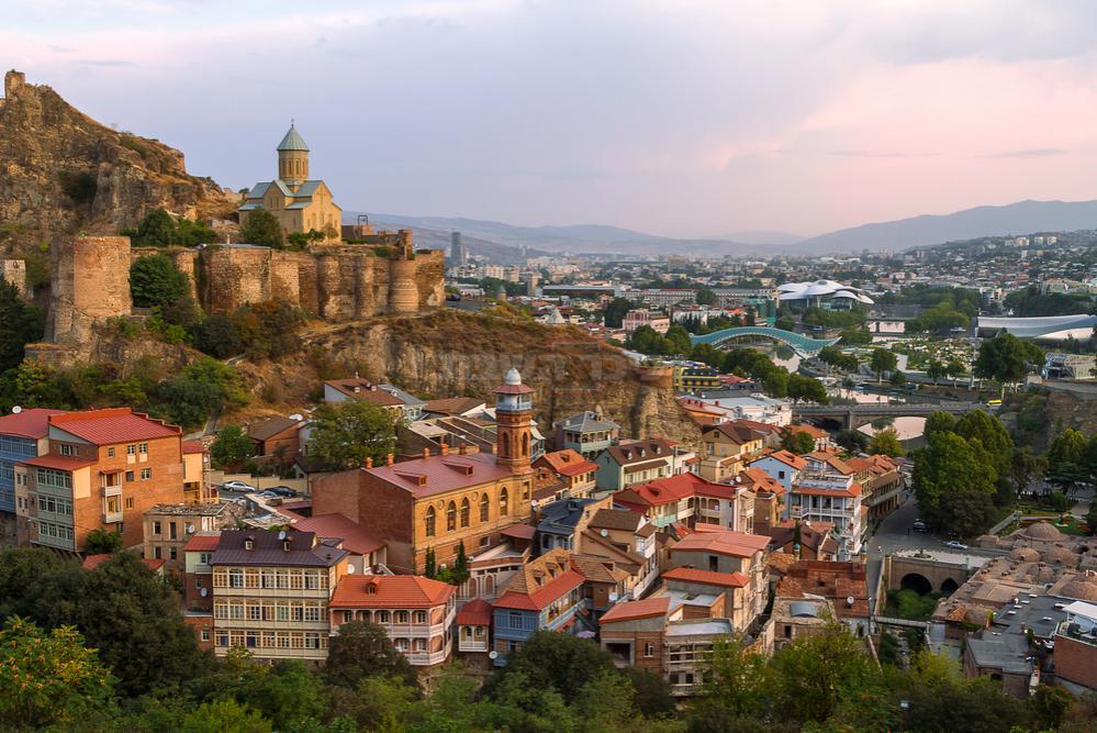 גאורגיה (צילום: שאטרסטוק)