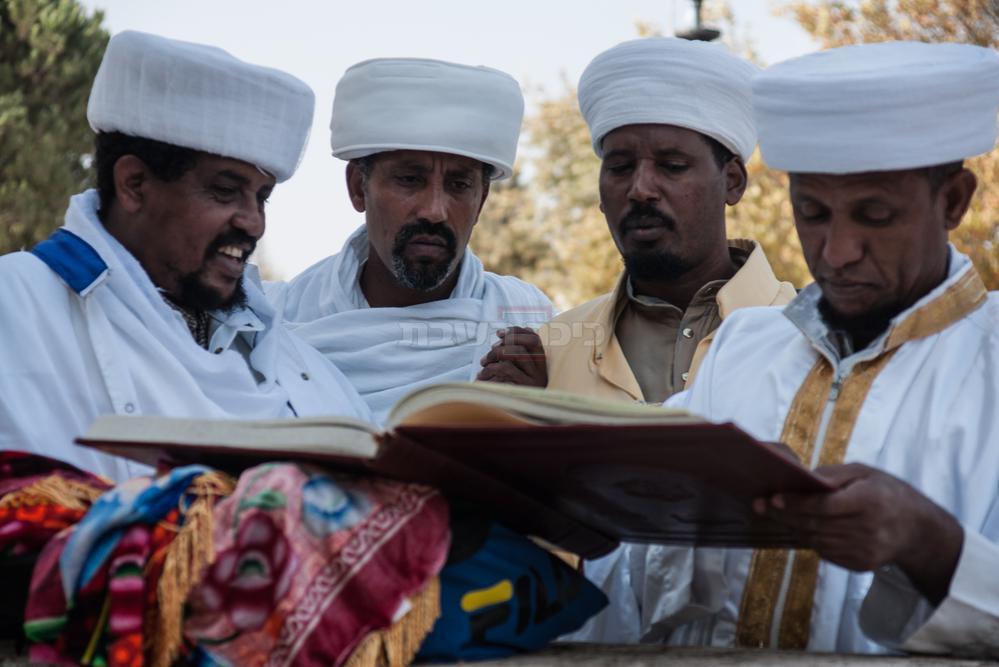 אתיופים יהודיים בירושלים. צילום: שאטרסטוק