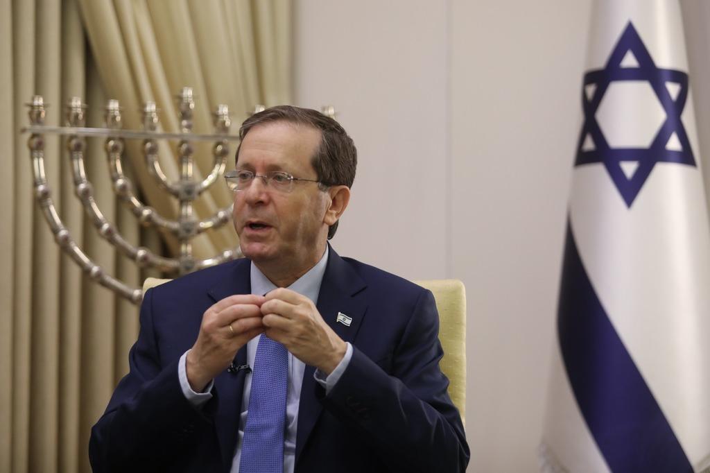 נשיא המדינה בריאיון ל'כיכר השבת'
