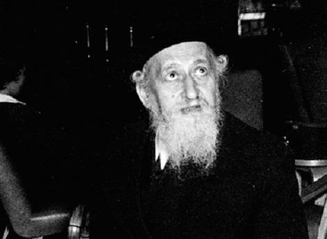 האב הגדול, מרן הגרי''ז מבריסק זצוק''ל (באדיבות הרב שמעון יוסף מלר)