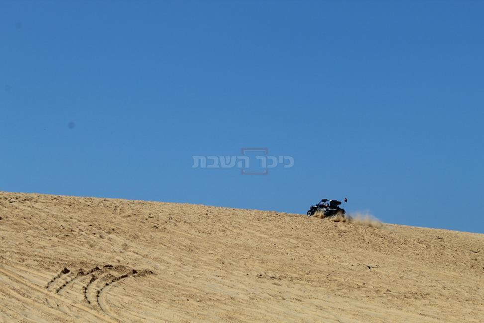 חולות אשדוד (צילום: ישראל שפירא)