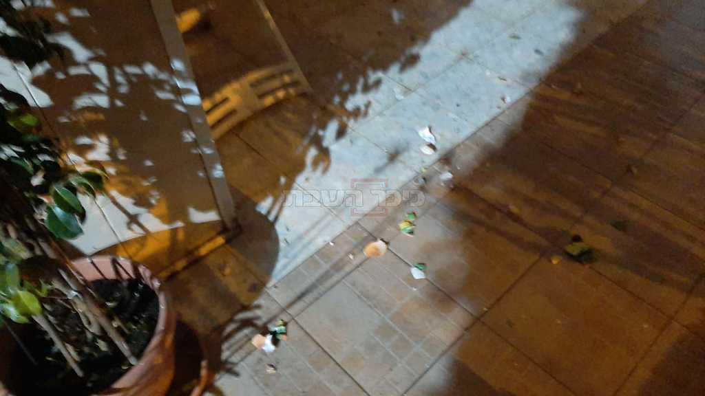 הרסיסים (צילום: חיים גולדברג, כיכר השבת)