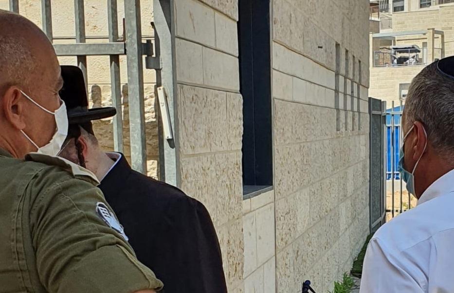 קנס למנהל ת''ת. ארכיון (צילום: עינת אמיר, דוברות מועצת גבעת זאב)