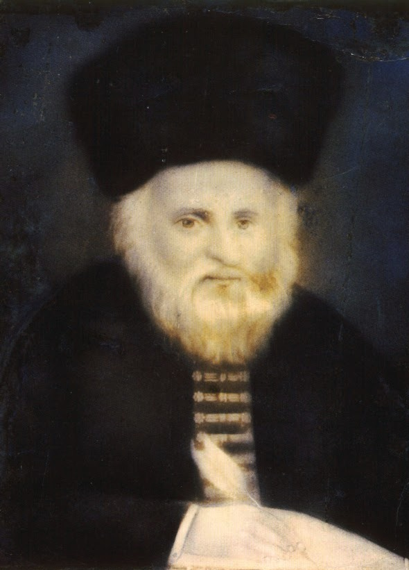 אחת התמונות המיוחסות לגאון מווילנה (צילום: מתוך ויקיפדיה)