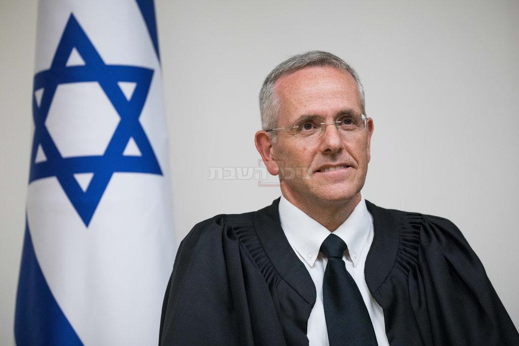 דעת מיעוט. השופט דוד מינץ (צילום: Yossi Zamir/FLASH90)