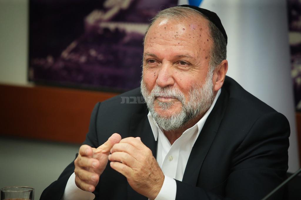 ח''כ יצחק כהן (צילום: Flash90)