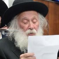הגר''י סילמן (צילום: שוקי לרר)