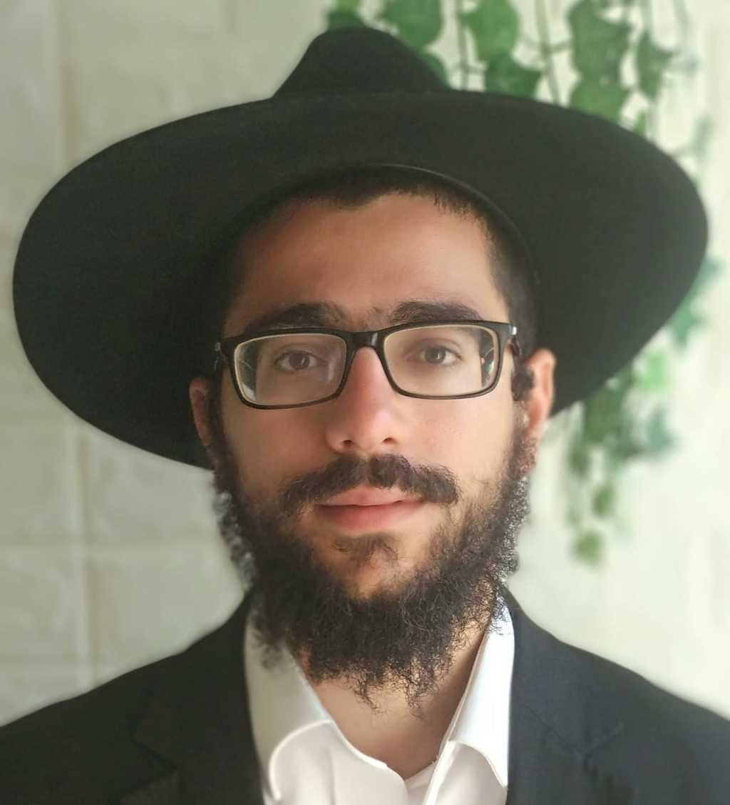 הרב מנחם ישראלי (באדיבות המצולם)