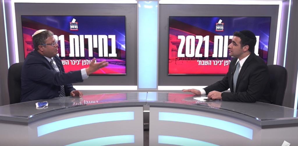 עו''ד איתמר בן גביר בריאיון לישי כהן