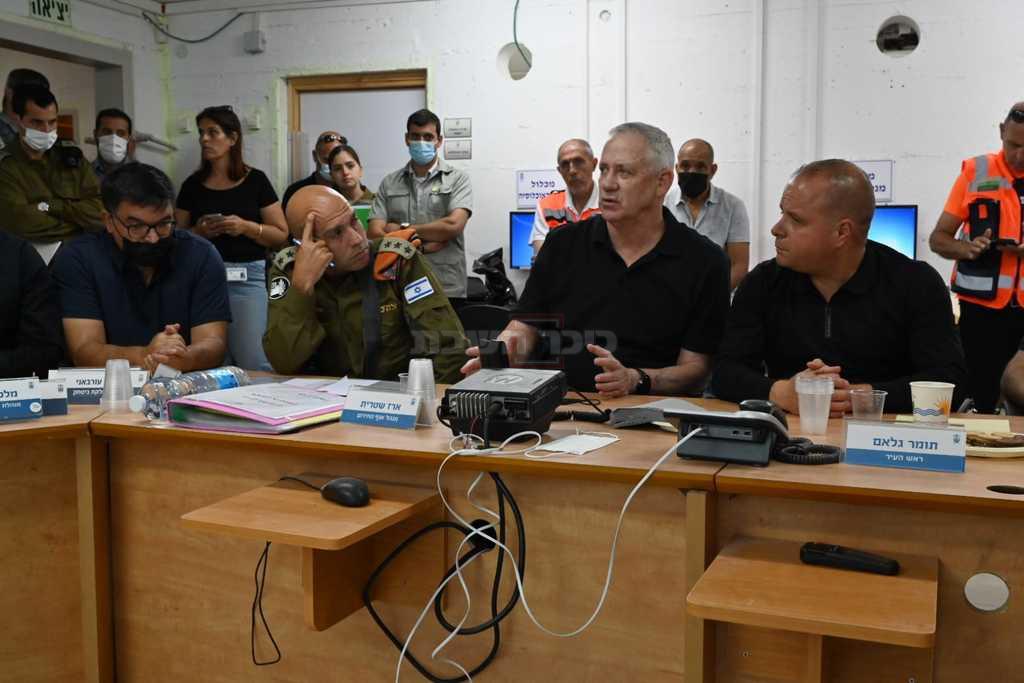 (צילום: אריאל חרמוני / משרד הביטחון)