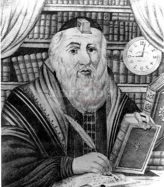 הגאון מוילנה (מתוך ויקיפדיה)