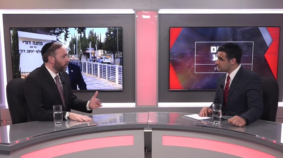 אריאל אטיאס בריאיון לישי כהן