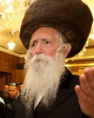 הרב גרוסמן והאסיר