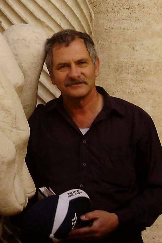דוקטור חגי משגב (צילום: מתוך פייסבוק)