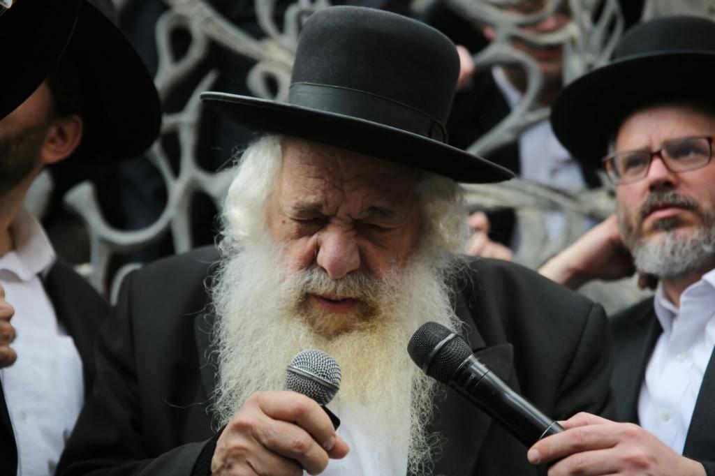 הגאון רבי ברוך שמואל דויטש סופד