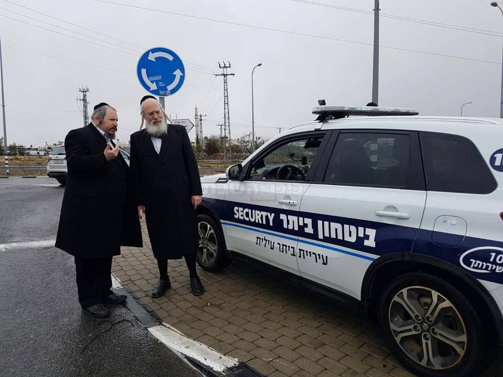 ח''כ ישראל אייכלר בביתר, היום