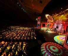 הפקה הקיץ הענקית: עשרת אלפים איש כבר נהנו