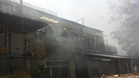 צילום: דוברות כבאות והצלה ירושלים