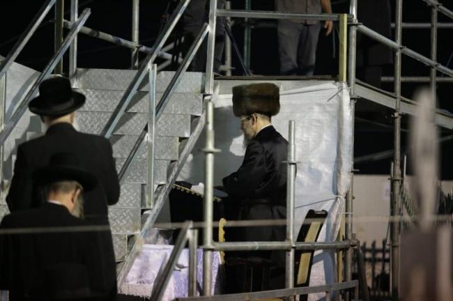 צילום: שמולי הרשקופ, כיכר השבת