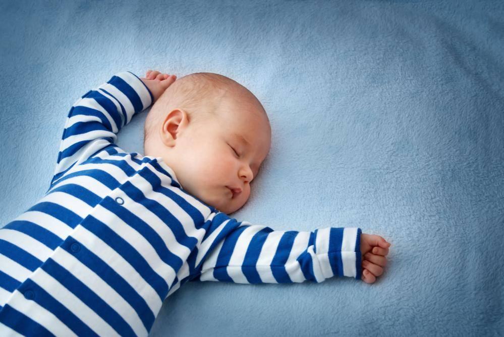 לספק REM יקר, תינוקות צריכים לישון 16 שעות. אילוסטרציה. צילום: שאטרסטוק
