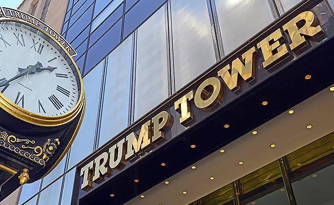 אחד ממגדלי היוקרה של טראמפ בניו יורק (צילום: שאטרסטוק)