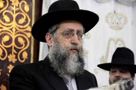 """הגאון רבי דוד יוסף שליט""""א"""