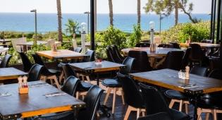 מסעדה עם נוף לים. יקב נתניה - מסעדת יקב נתניה: נוף לים, דגים טריים והכל למהדרין