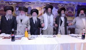 ההילולא המרכזית לרבי נתן מברסלב בירושלים