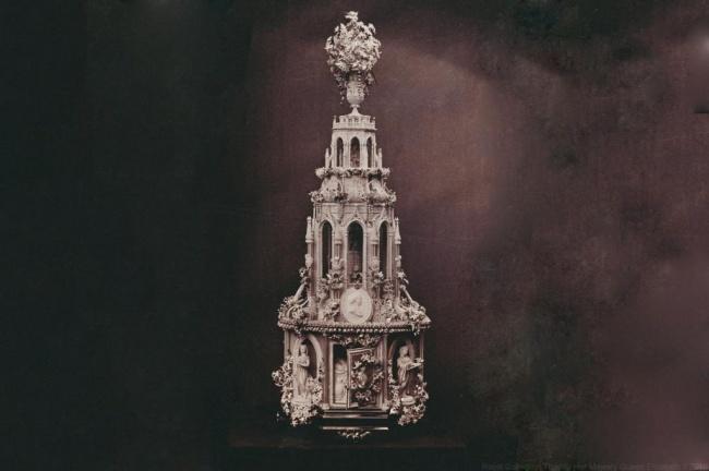 העוגה של המלך אדוארד השביעי והמלכה אלכסנדרה -