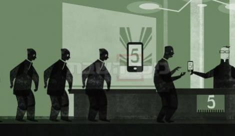 הלקוחות ה'משעממים' של 'אפל' (צילום מסך)