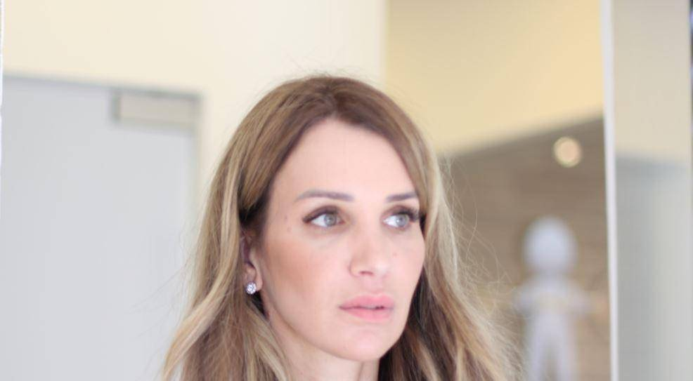 עו''ד יפעת כהן. צילום: גדעון נשר