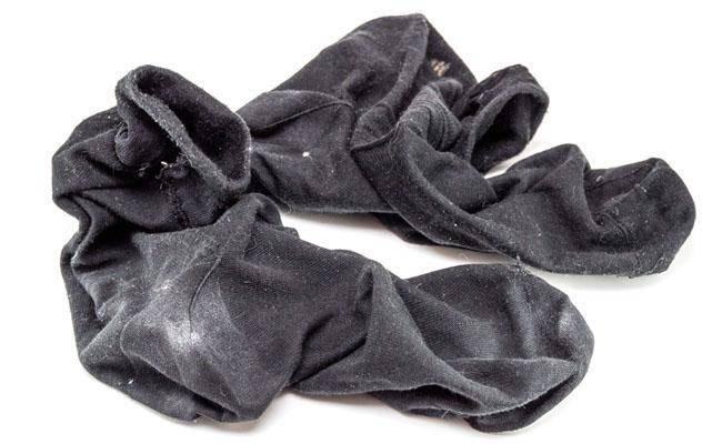 קחו את הגרביים לסל ותחסכו עוגמת נפש מיותרת (צילום: shutterstock)