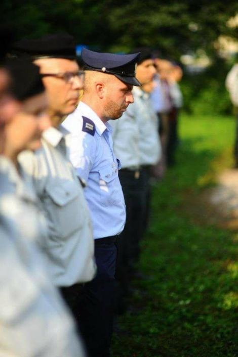 משה פריגן במצעד החיים (צילום: באדיבות המצלם)
