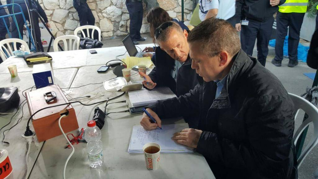 צילום: דוברות המשרד לביטחון פנים
