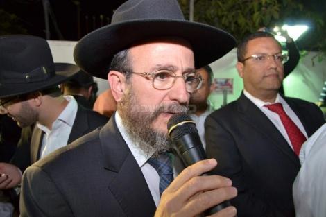 חבר מועצת העיר יעקב הלפרין