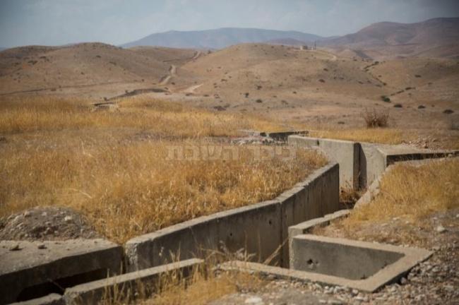 ביצורי הגבול הישן בבקעת הירדן