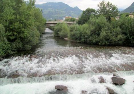 בולזאנו, נהר טלברה