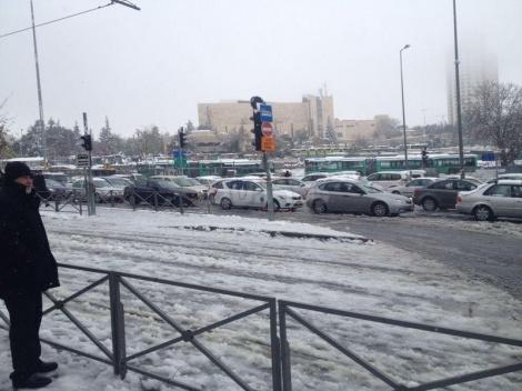 כיבו את הרכב והלכו (הכניסה לעיר ירושלים)