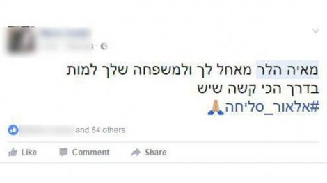 צילום: מתוך פייסבוק