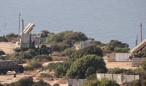 """מעל אשדוד: טיל פטריוט יירט מזל""""ט של החמאס שחדר מעזה"""